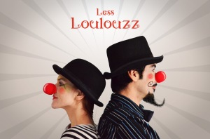 Less Loulouzz clowns